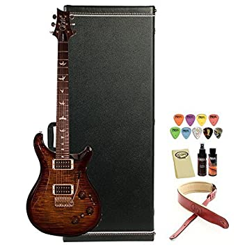 PRS Estados Unidos P22 10 Top Flame Arce Top Guitarra eléctrica con ...
