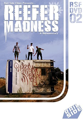 (Reefer Madness - Boxcar & Freight Train Graffiti Documentary DVD)