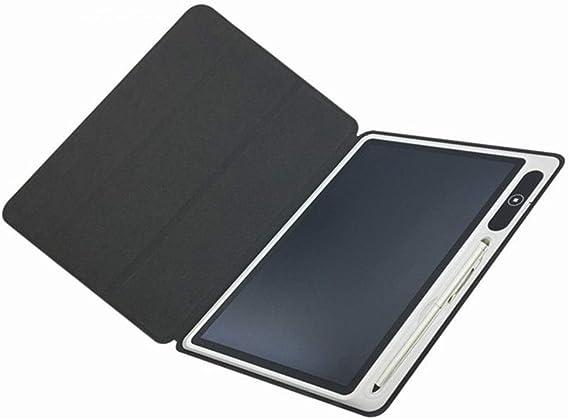 LCDライティングタブレット10.1インチのカラフルなデジタル電子グラフィックタブレットポータブルボード手書き描画 ペン&タッチ マンガ・イラスト制作用モデル (Color : Black)