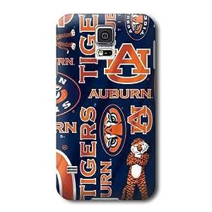 S5 Case, Schools - Auburn Pattern Print - Samsung Galaxy S5 Case - High Quality PC Case