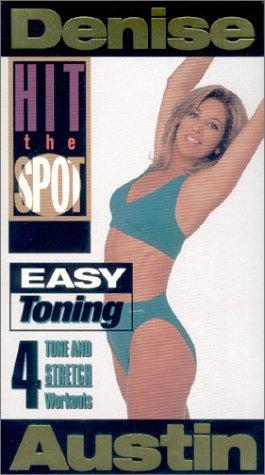 Denise Austin - Hit the Spot:Easy Toning [VHS] Denise Austin