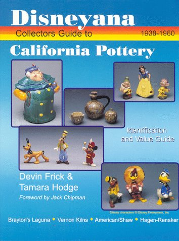 Disneyana Collectors Guide to California Pottery