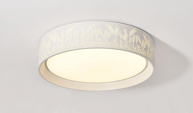 Hjhy plafoniere lampade da tavolo semplice moderno led lampada
