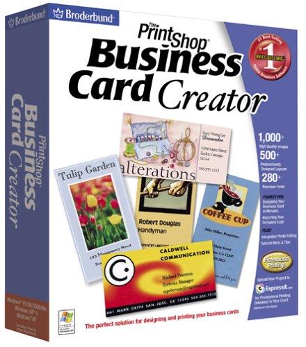 Printshop: Business Card Creator