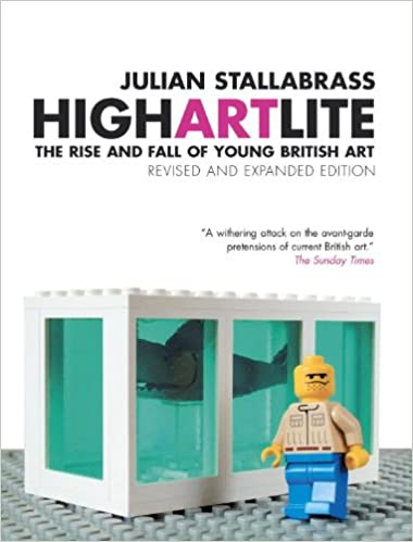 High art lite the rise and fall of young british art julian high art lite the rise and fall of young british art julian stallabrass 9781844670857 amazon books fandeluxe Image collections