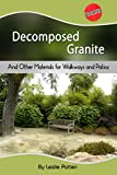 nice concrete patio design Decomposed Granite and Other Materials for Walkways and Patios