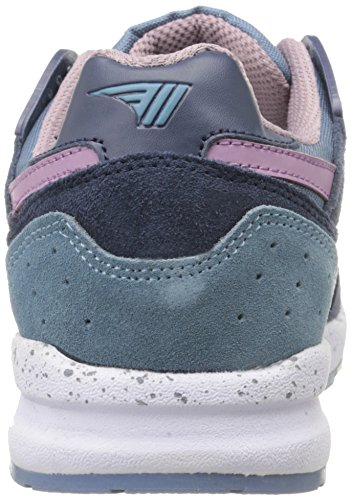 Gola Womens Shinai Low-Top Trainers Flint/Navy/Lilac DkplMvYiE
