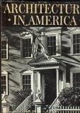 Architecture in America, G. E. Smith, 039304453X