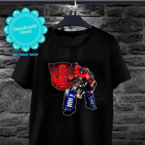 G1 Optimus Prime T-Shirt for men and