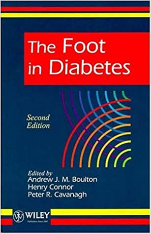 Book The Foot in Diabetes (1994-04-14)