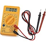 General Purpose AC/DC Hand-held Digital Multimeter with Diode Transistor Test Function | Max Reading 1999