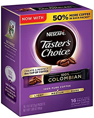 Nescafe Taster's Choice NA Instant