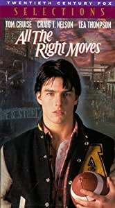 All the Right Moves [VHS]
