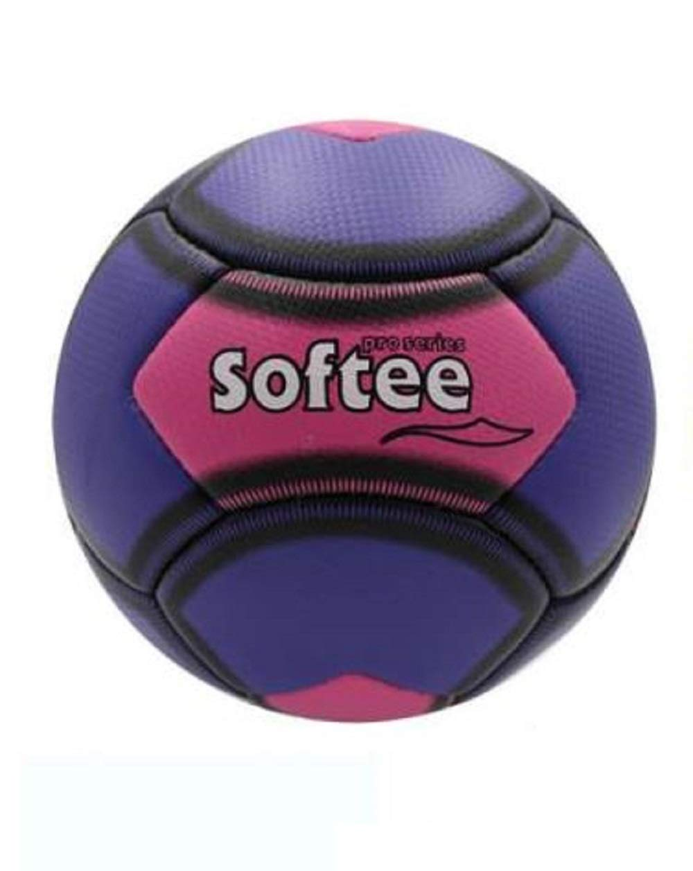 Balon Fútbol Playa Softee Soccer Beach Violeta/Rosa: Amazon.es ...