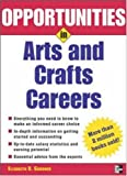Arts and Crafts Careers, Elizabeth B. Gardner, 0071448497