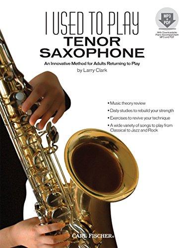 WF139 - I Used to Play Tenor Saxophone -
