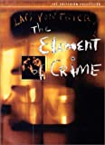 The Element of Crime poster thumbnail