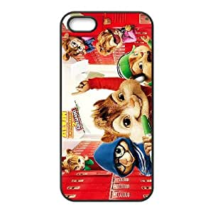 Alvin and the Chipmunks iPhone 4 4s Cell Phone Case Black SUJ8443602