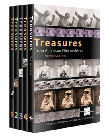 - Treasures from American Film Archives: 50 Preserved Films