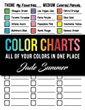 Color Charts: 50+ Coloring Charts to Organize Your