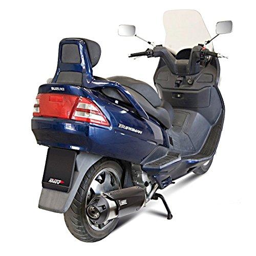 Scarico Mivv Urban Suzuki Burgman 250 99-02 Sistema Completo