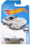 Hot Wheels 2016 HW Showroom James Bond 007 Spectre Aston Martin DB10 112/250, Silver