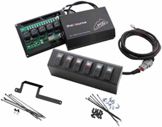 Spod 2009-2015 Jk 6 Switch Spod & Source System - 600-0915