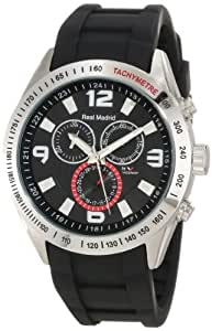 Viceroy Men's 432835-55 Black Chronograph Date Rubber Watch