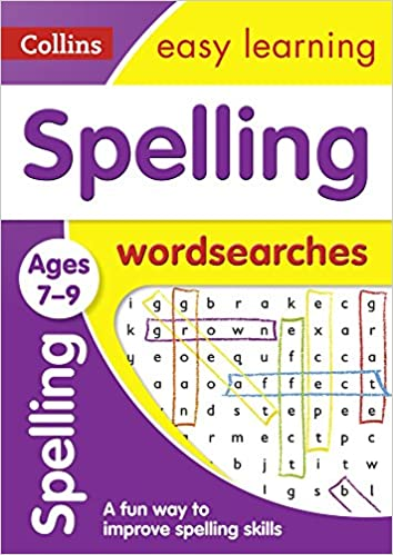 Epub Descargar Spelling Word Searches Ages 7-9