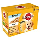 Pedigree Puppy Pouches Meat in Jelly 12 x 100g
