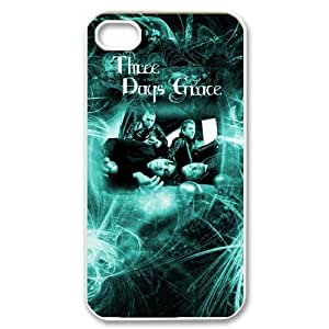 TYH - EVA Three Days Grace ipod Touch4 Case,Snap-On Protector Hard Cover for ipod Touch4 ending phone case