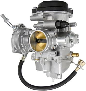 NewYall Pack of 4 Carburetor Carb Repair Rebuild Kit