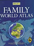 Family World Atlas, Philips and The Royal Geographical Society Staff, 054007697X
