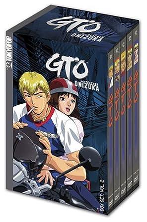 Gto Great Teacher Onizuka Ultimate Box Set 2 Import Amazonca