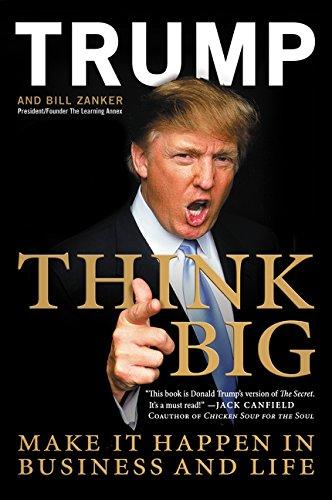 Think Big Make Happen Business