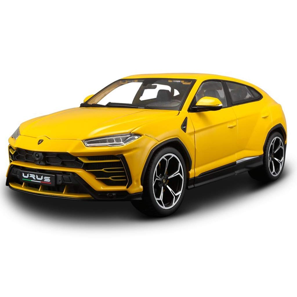 Lamborghini Modell Urus Simulation Sportwagen 1 20 Legierung Metall SUV Automodell (Farbe   Gelb) B07PY7PJLK Fahrzeuge mit Funktion Großartig | Zuverlässige Qualität
