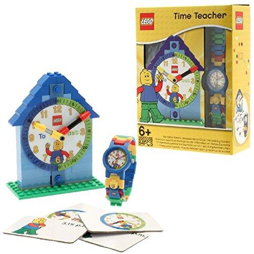 9 opinioni per Lego Tempo Insegnante Blu 9005008 Orologio da Polso Unisex Bambini