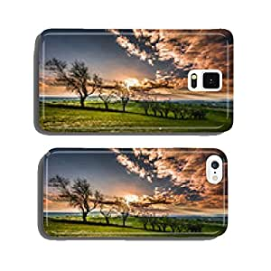 sunset on the move cell phone cover case iPhone5