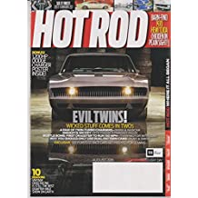 Hot Rod August 2016 Evil Twins! Wicked Stuff Comes in Twos