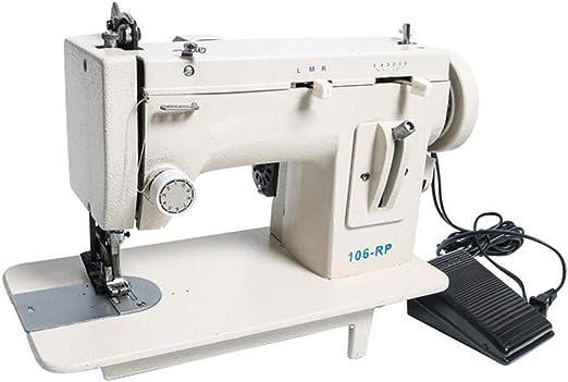 106-RP hogar del cuero máquina de coser piel Fell ropa Espesar ...