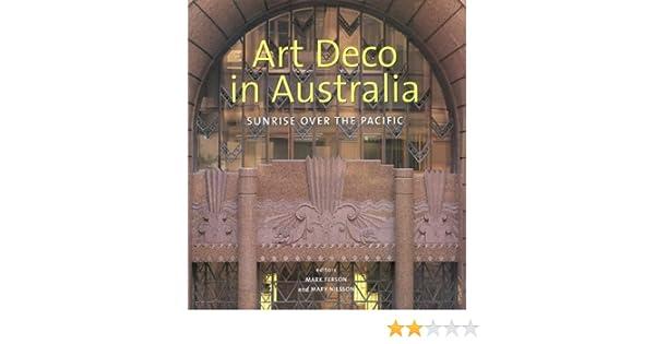 art deco in australia sunrise over the pacific mark ferson