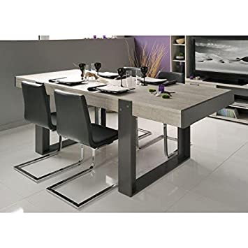 Lofty 180 Extensible 220 Table À Manger PXuwTkZOil