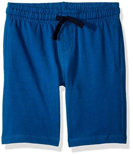 Gymboree Boys' Toddler Drawstring Easy Knit Shorts, Laser Blue, 2T ()