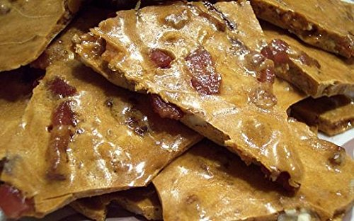 Brittle Bacon Peanut 3 - 1 pound Bags ( TOTAL 3 POUNDS )