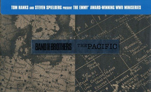 Blu-ray : Band of Brothers / The Pacific (Special Edition, Gift Set, Full Frame, Dubbed, Dolby)