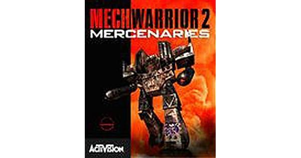 Mechwarrior 2 Mercenaries (CD - Win95/Dos)