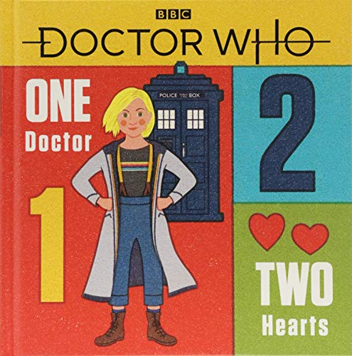 Doctor Who: One Doctor, Two Hearts -