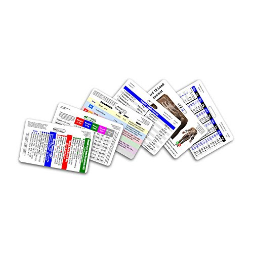 Mini CNA / MA / Tech Horizontal Badge Card Set - 6 ()