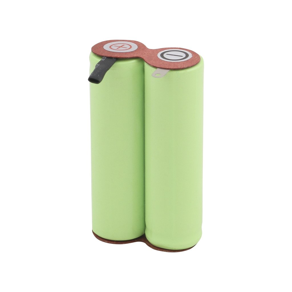 Kastar Rechargeable Shaver Battery Pack AA 2.4V 2000mAh Fits Most Norelco, Remington Shaver Models and Others (deatil Compatible Models Please Search The Below Description)