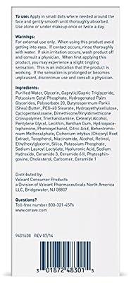 CeraVe Anti Aging Retinol Cream Serum